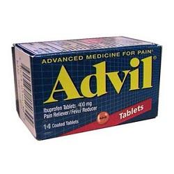 Таблетки Адвил 400 мг