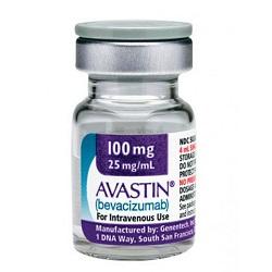 Раствор Авастин 25 мг/мл