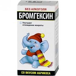 Показания к применению бромгексин