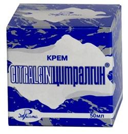 Крем Цитралгин