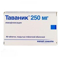 Таблетки, покрытые пленочной оболочкой, Таваник