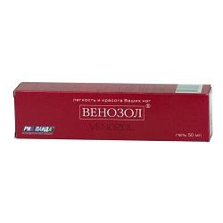 Венозол гель для наружного применения