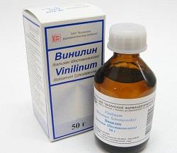 Противомикробное средство Винилин