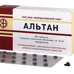 альтан препарат инструкция - фото 5