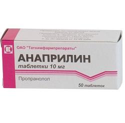 Анаприлин В Ампулах Инструкция По Применению - фото 8