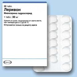 леривон таблетки инструкция по применению - фото 4