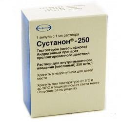 По какой форме рецепта в аптеке отпускается сустанон курс туринабола и станозолола